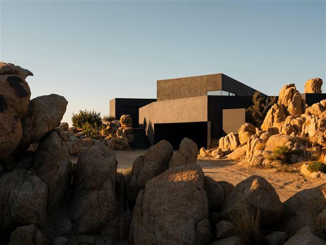 Main image for Black Desert House,San Bernardino,California,USA