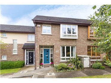 Property image of 27 Belarmine Close, Stepaside, Dublin 18