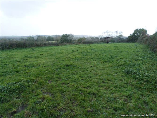 Main image for C. 0.8 Acre site at Pollagh, Skeoughvosteen, Goresbridge, Kilkenny