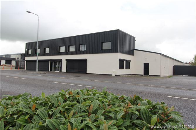 3,210 sq.ft. Ground & First Floor Retail and Showrooms, Beechmount Homepark, Navan, Meath