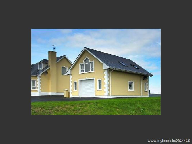 Yew Tree Apartment - Loughanure, Donegal