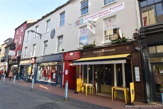 21, 22, 23 Oliver Plunkett Street, City Centre Sth, Cork City
