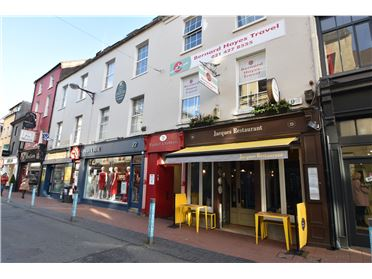 Main image of 21, 22, 23 Oliver Plunkett Street, City Centre Sth, Cork City