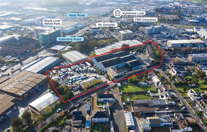 Main image for George Cooke Industrial Estate, Bluebell, Dublin 12