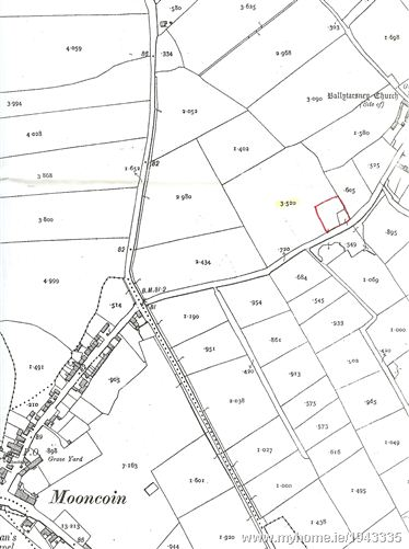 Main image for SITE FOR SALE, Ballytarsney, Mooncoin, Co. Kilkenny