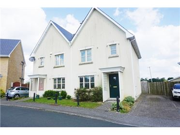 Main image of 34 The Meadows, Cornelscourt, Newbridge, Kildare