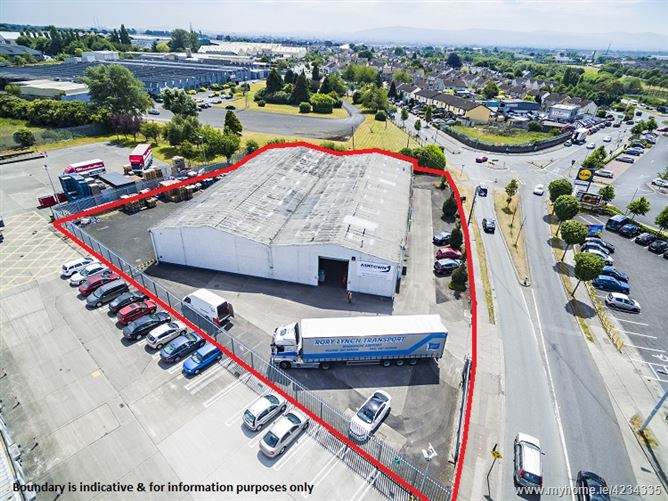 Warehouse Facility, McKee Avenue, Finglas, Dublin 11