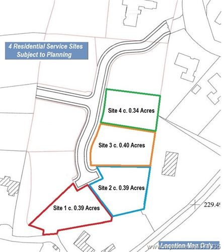 Main image for Four Residential Serviced Sites S.P.P., Blackdown, Kilteel, Kildare