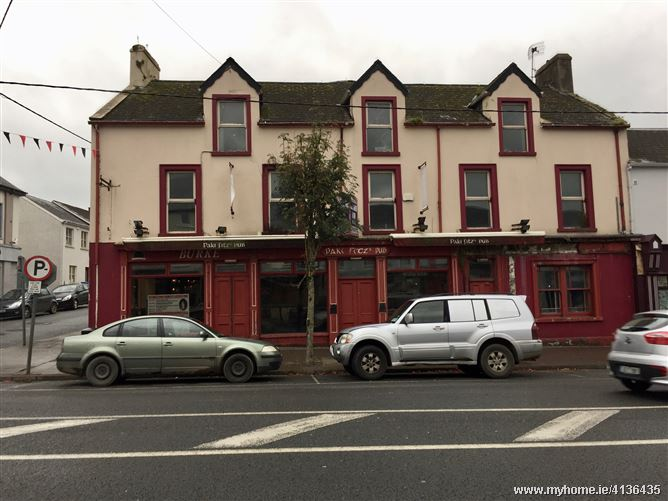 Photo of Former Packie Fitzs Pub, 39, 40 and 41 Lower Cork Street, Mitchelstown, Co. Cork