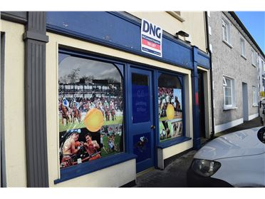 Main image of Retail Unit on Main Street, Rathvilly, Carlow