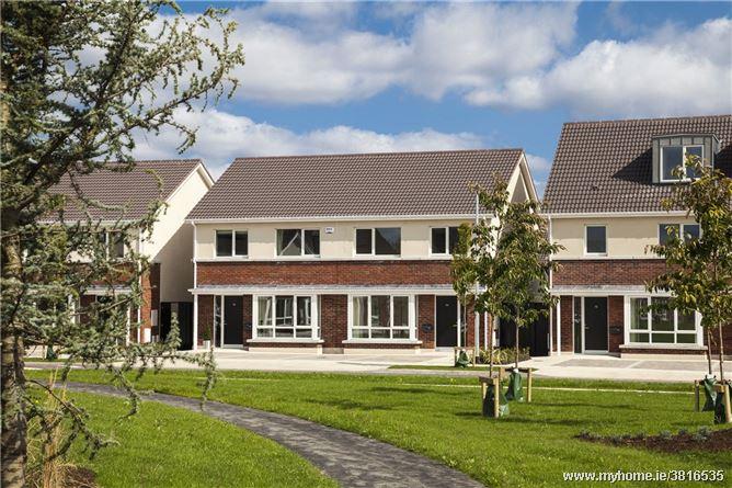 3 Bed House, Hamilton Park, Castleknock, Dublin 15