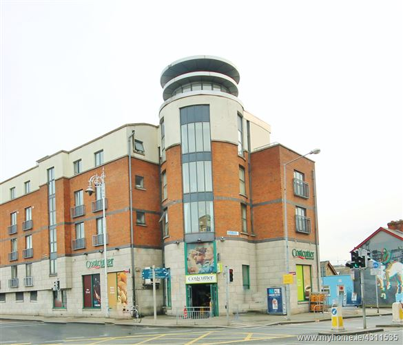 Prime Retail Unit, Chancery Hall, North King Street/ Church Street, North City Centre, Dublin 7