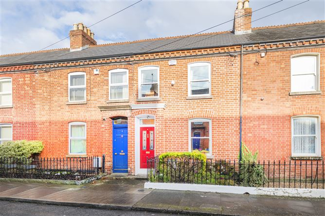 6 Carlingford Road (Plus Attic Conversion), Drumcondra,   Dublin 9