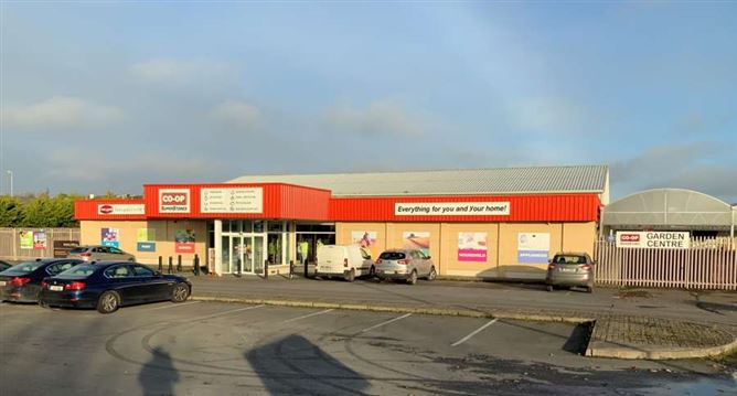 Main image for Former Dairyhold Co-Op, Cahir Road, Cashel, Co Tipperary