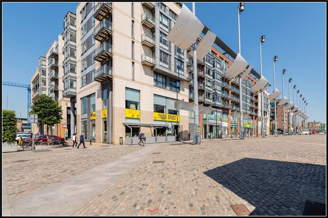Main image for Apt 77, Block B, Smithfield Market, Haymarket Street, Smithfield, Dublin 7