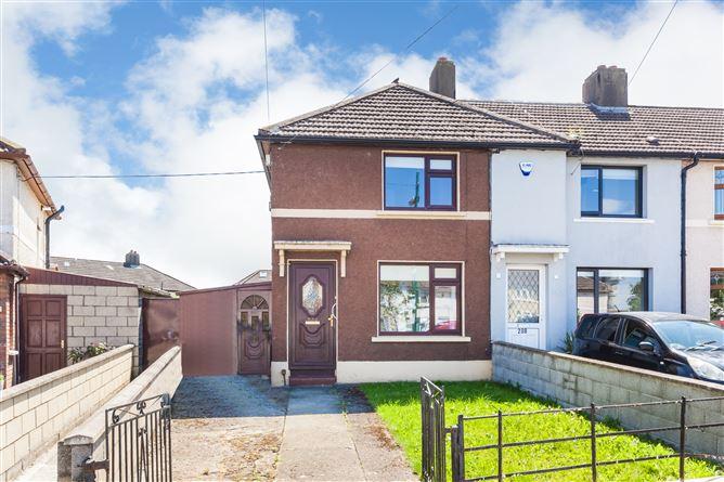 Main image for 206 Saint Attracta Road , Cabra, Dublin 7