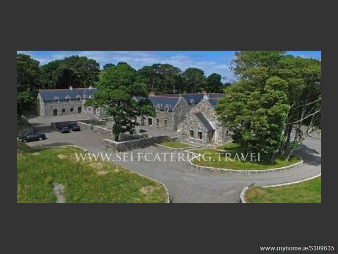Main image for Courtyard Cottages,Clonbur, Galway