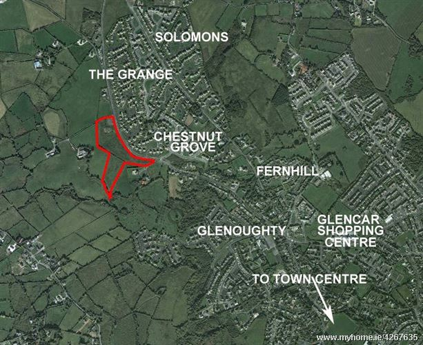 4.01 Hectares (9.91 Acres), Glencar Scotch, Letterkenny, Co Donegal