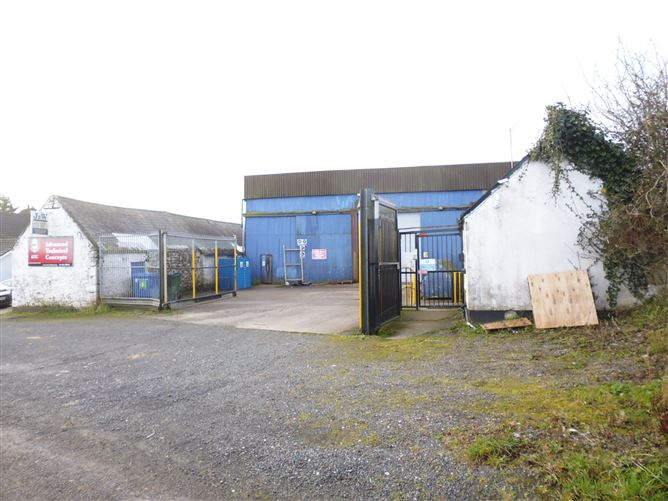 Engineering Plant, Ballybrennan