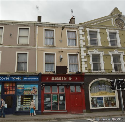 Kerin's Licenced Premises, 11 Pearse Street, Fermoy, Cork
