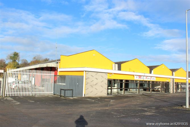 Main image for Athlone Motor Campus, Summerhill Business Centre, Old Ballinasloe, Road, Athlone West, Westmeath