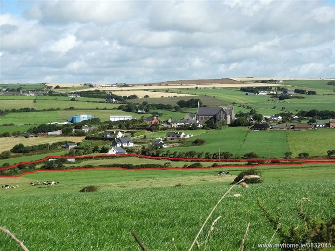 Photo of Site Subject To Planning, Tirnanean, Lislevane, Bandon, Co Cork