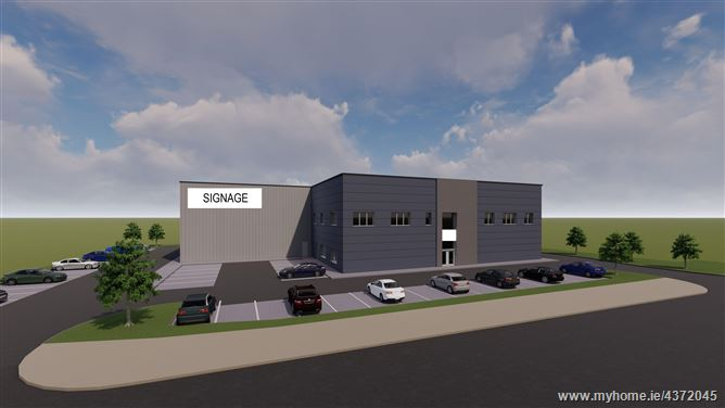Main image for Duleek Business Park Proposed New Building- Site 34, Duleek, Meath