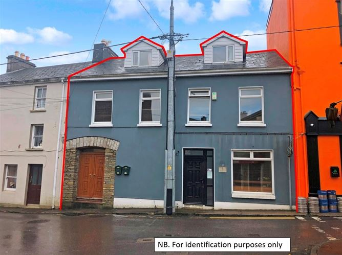 Main image for Commercial Building, Bridge Street, Killybegs, Co. Donegal