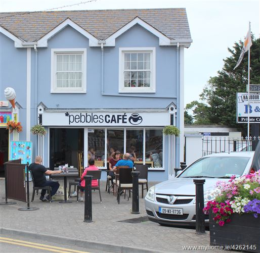 Pebbles Cafe, Main Street, Courtown, Wexford