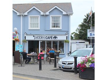 Photo of Pebbles Cafe, Main Street, Courtown, Wexford