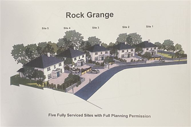 Site No. 4 Rock Grange, Williamstown Road, Waterford City, Waterford