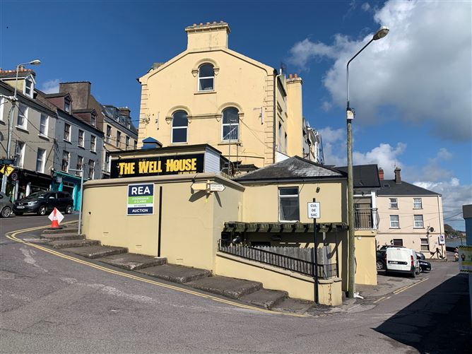 Main image for The Well House & Funktion Room, Lynch's Quay & East Beach, Cobh, Cork