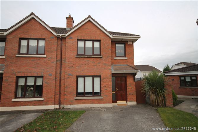 16 The Walk, Liffey Hall, Newbridge, Kildare