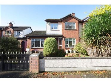Main image of 4 Butterstream Drive, Clane, Kildare