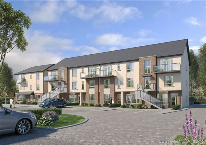 Carton Grove, Dublin Road, Maynooth, Co. Kildare 2 Bed Apartments & 3 Bed Duplex - Launching Soon