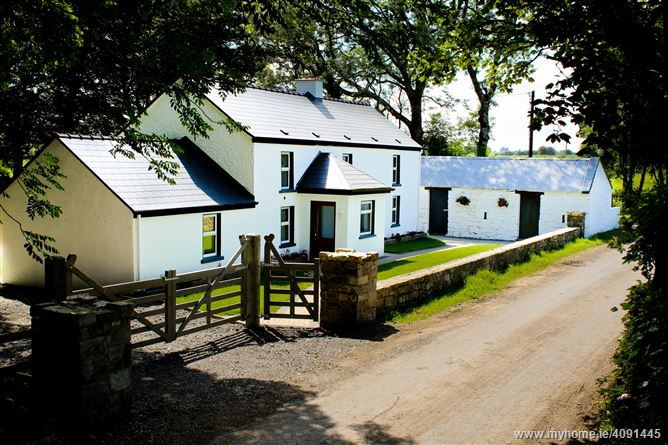 Knockroe Lodge, Croghan, Roscommon