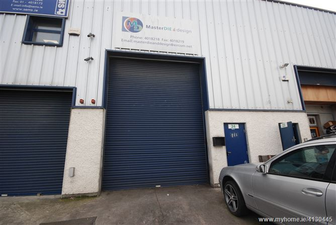 Photo of Unit 24, Block 503, Greenogue Industrial Estate, Newcastle, County Dublin