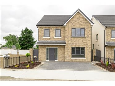 Main image of House Type B, Wafre Lodge, Dublin Road., Ashbourne, Meath