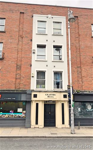 Apt. 40 Grafton Hall, 38 - 40 Aungier Street, South City Centre, Dublin 2
