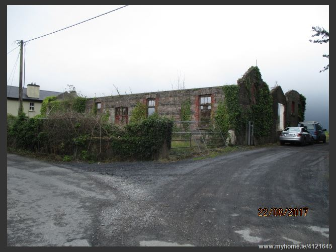 Old Creamery Premises at Knockaneduff, Solohead, Monard, Tipperary
