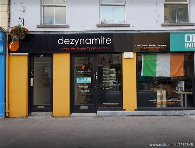Main image for Patrick Street, Tullamore, Offaly