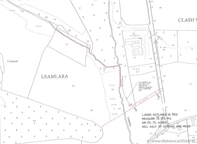 Circa 24 Acres, Leamlara, Midleton, Cork