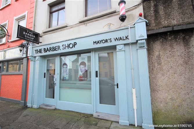 The Barber Shop Mayors Walk, Waterford City, Co. Waterford