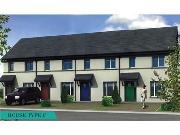 Photo of House Type F, Phase 1 Cooline Development, Cobh, Cork