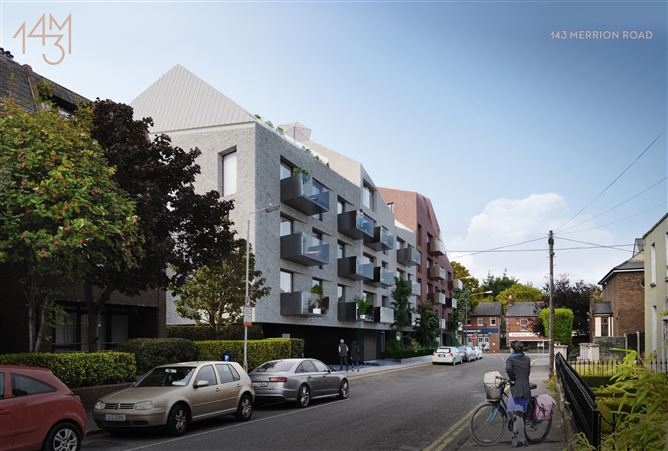 Main image for 2 Bedroom Penthouse - 143 Merrion Road, Dublin 4