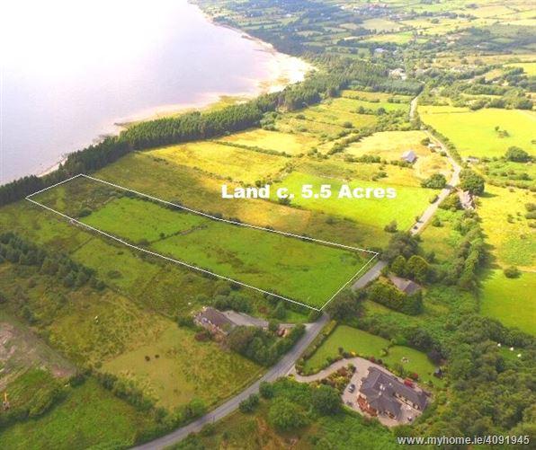 Land c.5.5 Acres / 2.22 HA., Lake Drive, Lacken, Wicklow