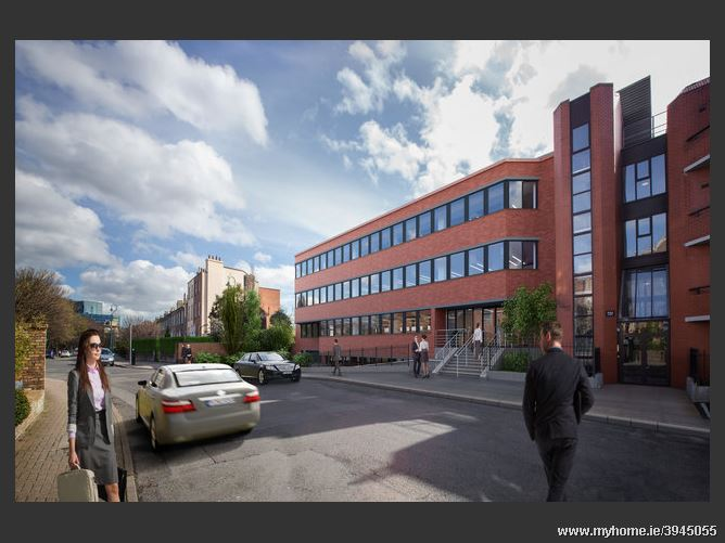 Main image for Three Haddington Buildings, Percy Place, Dublin 4