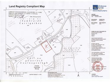 Photo of c.0.7 Acre Site at Coolnagearagh, Coachford, Cork