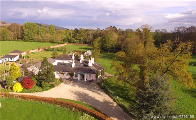 """The Cottage""  on c.19 acres (7.7ha) Ballymascanlan, Dundalk, Louth"
