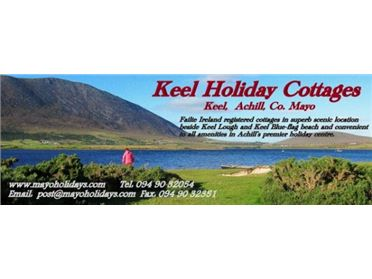 Main image of Keel Holiday Cottages,Achill Island, Mayo